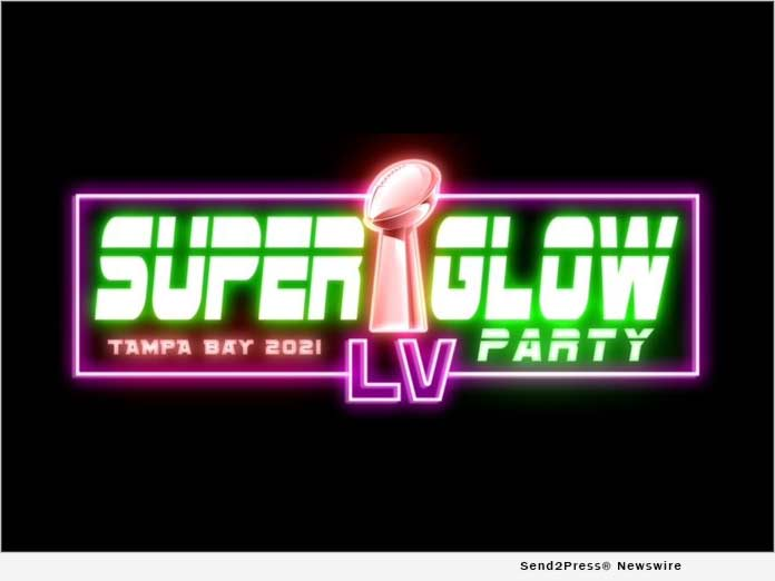SUPERGLOW Party Tampa Bay 2021