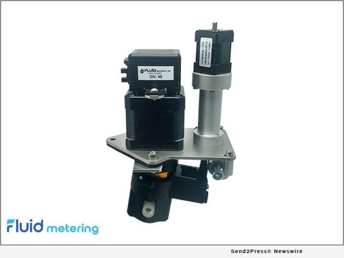 Fluid Meterin FVD Series