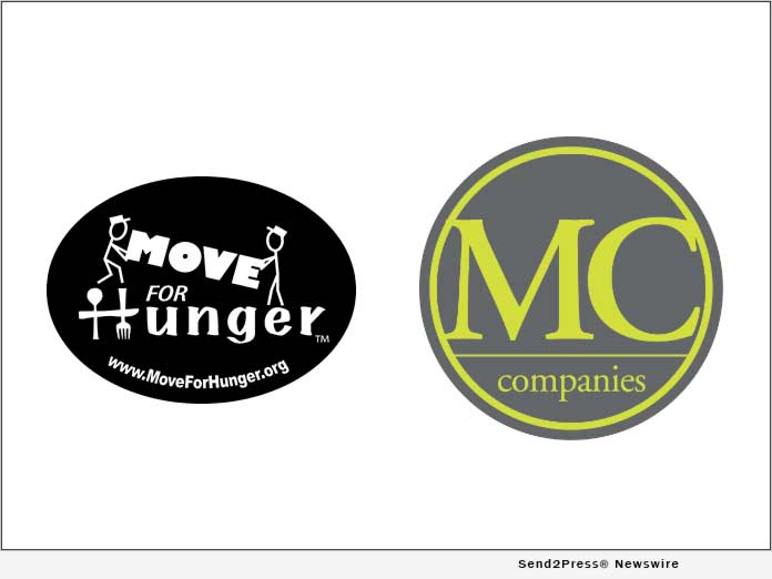 Move For Hunger and MC Companies