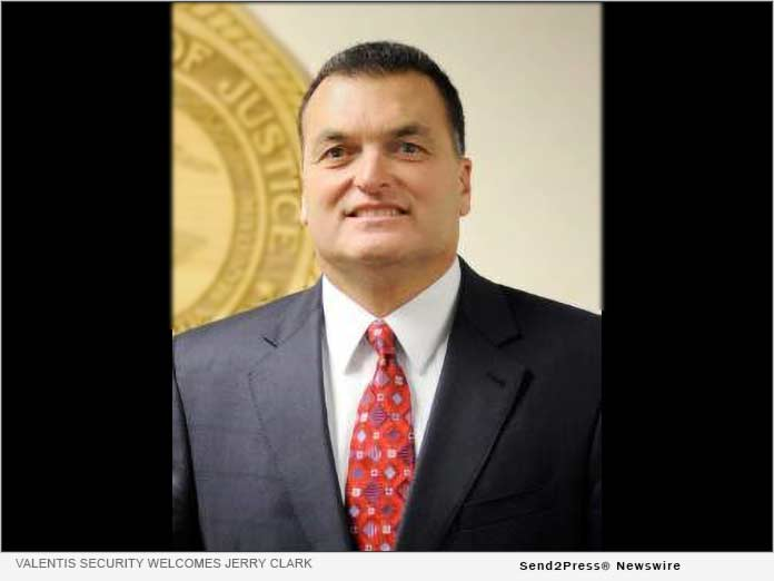 Valentis Security welcomes Jerry Clark
