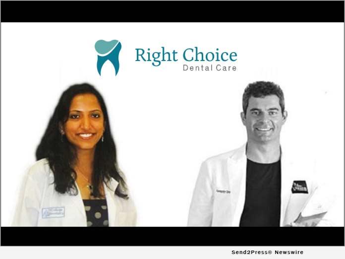 Dr. Pinal Patel and Dr. Konstantin Gromov