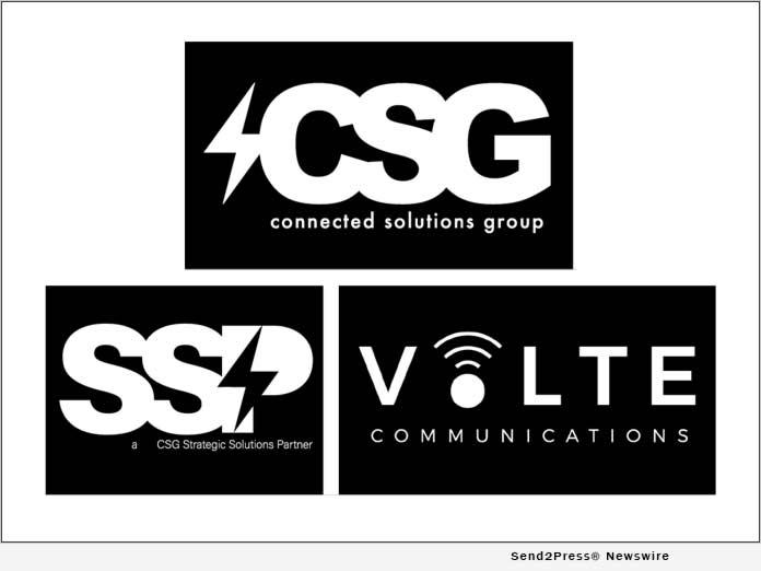 CSG + SSP + VOLTE
