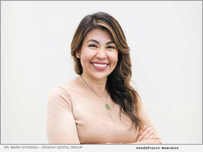 Dr. Maira Estrada Joins the Spodak Dental Group