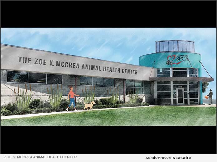 Zoe K. McCrea Animal Health Center