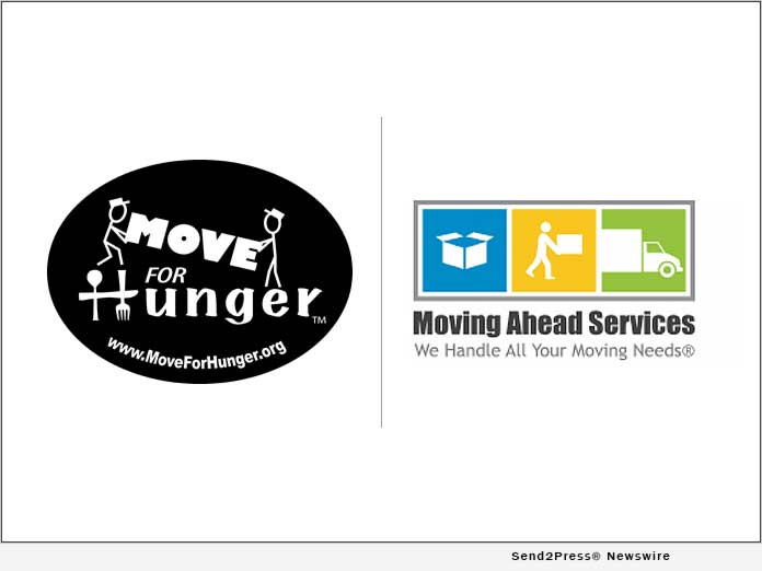 Move For Hunger and Moving Ahead