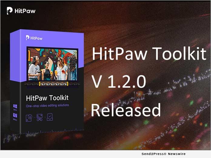 HitPaw Toolkit v 1.2.0