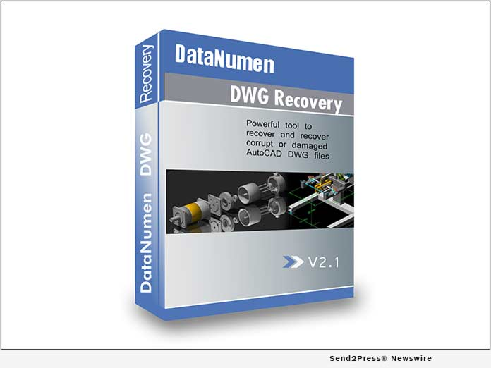 DataNumen DWG Recovery v 2.1