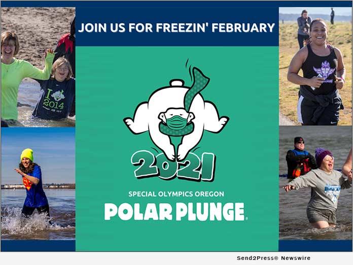 Special Olympics Oregon - Polar Plunge
