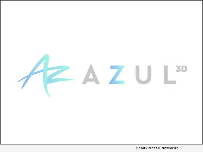 AZUL 3D