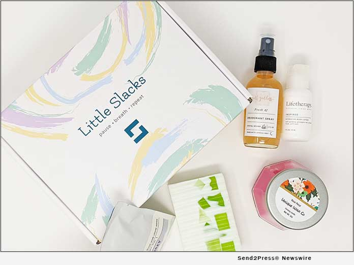 Little Slacks wellness subscription box