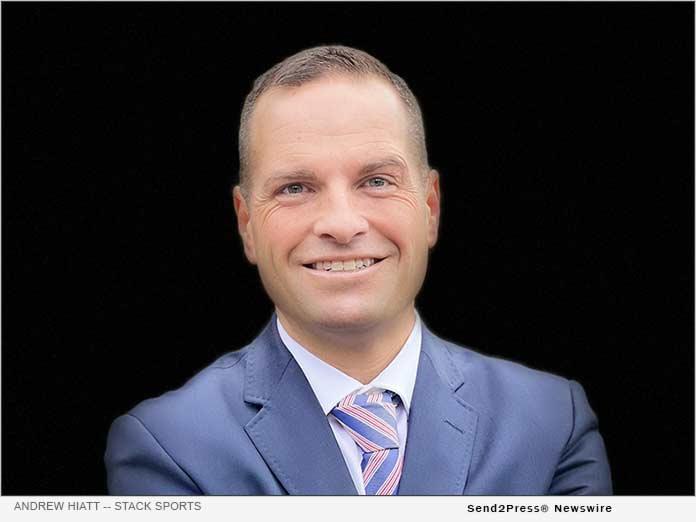 Andrew Hiatt Joins Stack Sports Leadership Team