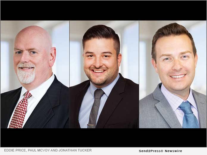 Eddie Price, CCSP; Paul McVoy; Jonathan Tucker