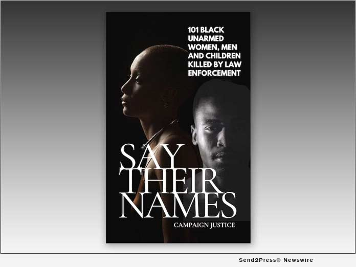 BOOK: Say Their Names by Campaign Justice