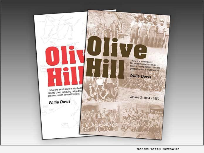 BOOKS: Olive Hill - Vols 1 and 2