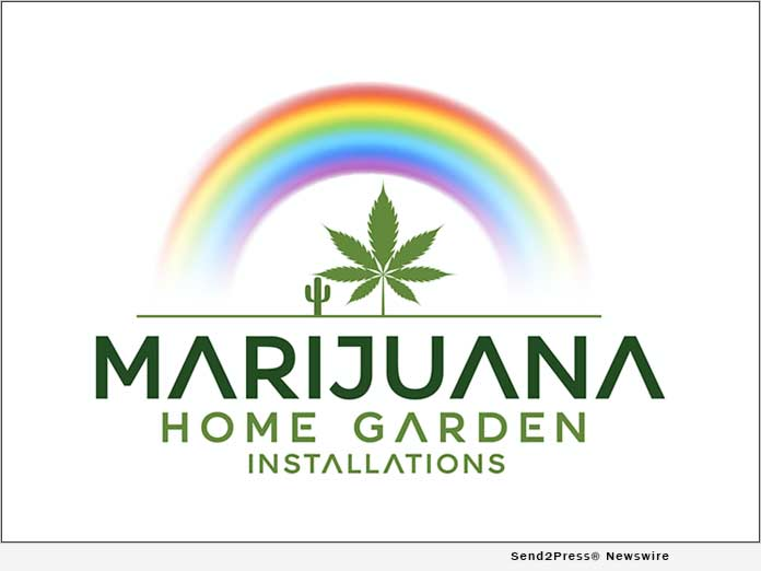 Marijuana Home Garden - Arizona