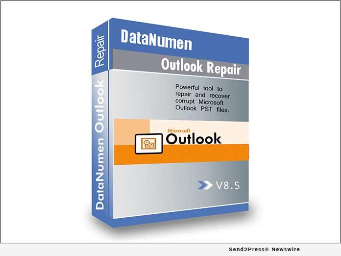 DataNumen Outlook Repair v8.5