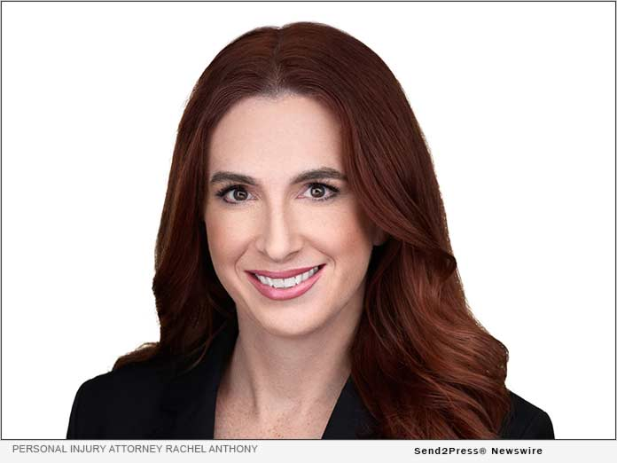 Personal Injury Attorney Rachel Anthony