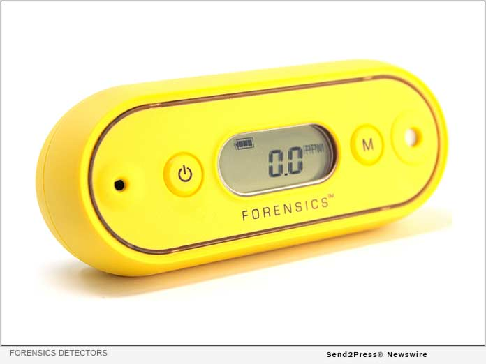 Carbon Monoxide Super-Meter for Inspectors and Scuba