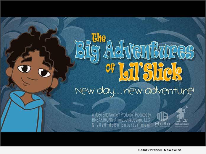 The Big Adventures of Lil' Slick