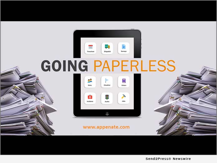 APPENATE - Going Paperless