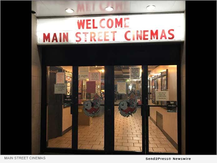 Main Street Cinemas - Welcome