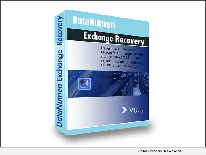DataNumen Exchange Recovery Is Now Available in Multiple Languages