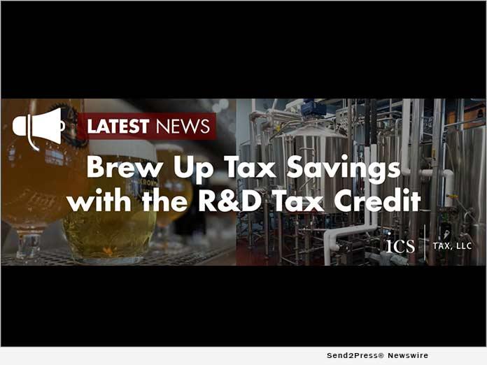 ICS - Brew up Tax Savings