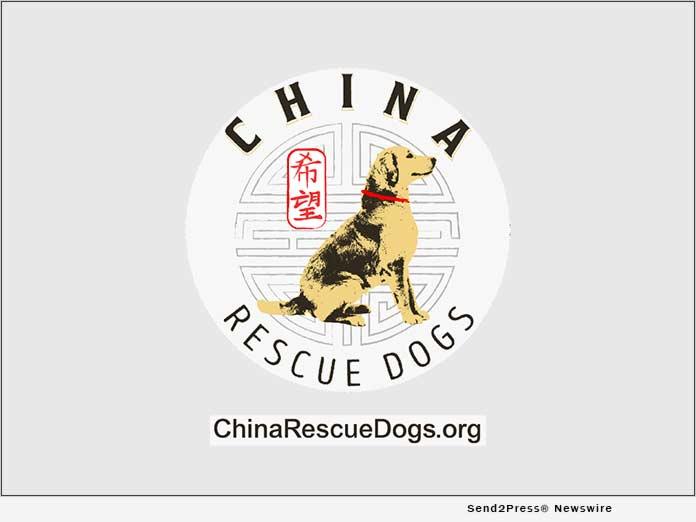 China Rescue Dogs logo