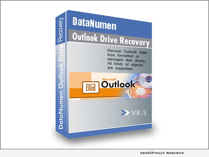 Outlook Drive Recovery v8.5