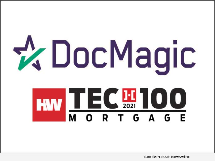 DocMagic TECH100 2021