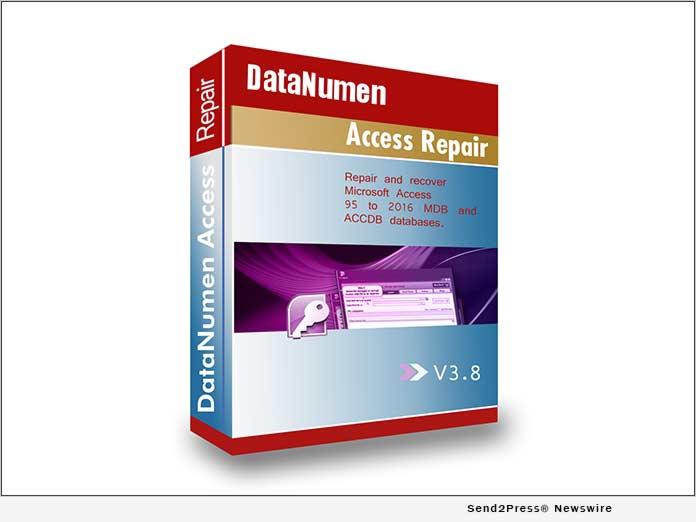DataNumen Access Repair 3.8