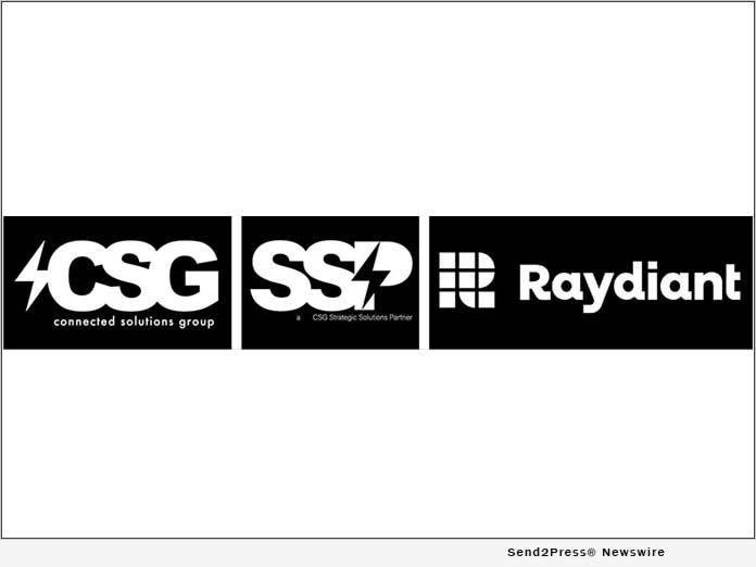 CSG SSP RAYDIANT