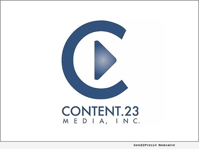 CONTENT.23 Media, Inc.