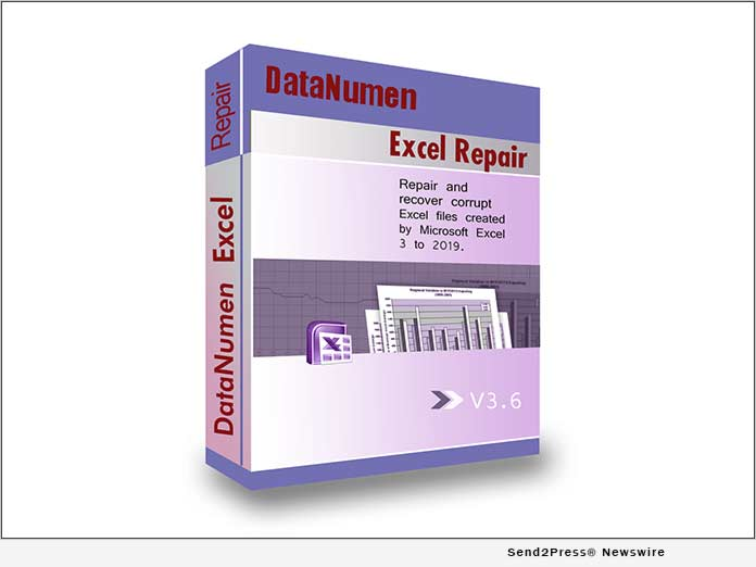 DataNumen Excel Repair 3.6