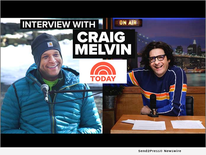 Interview with Craig Melvin