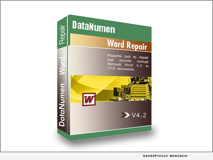 DataNumen Word Repair v4.2