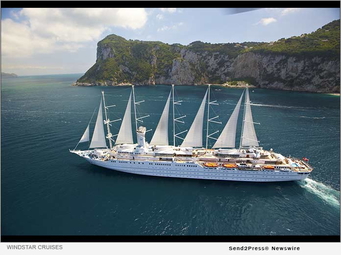 Wind Surf Capri - Windstar Cruises