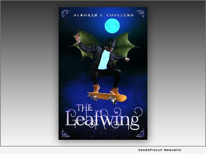 Newswire: 'THE LEAFWING' MAKES THE CUT on FILM 14 as one of THE BEST BOOK TRAILERS of 2020!