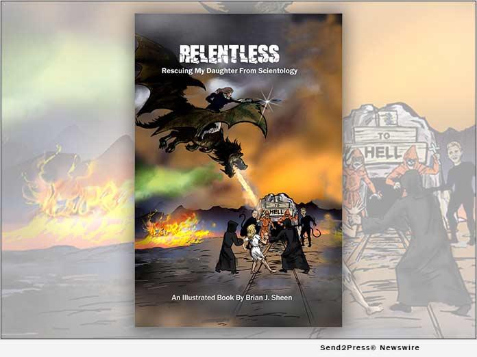 Brian J. Sheen's new book, Relentless