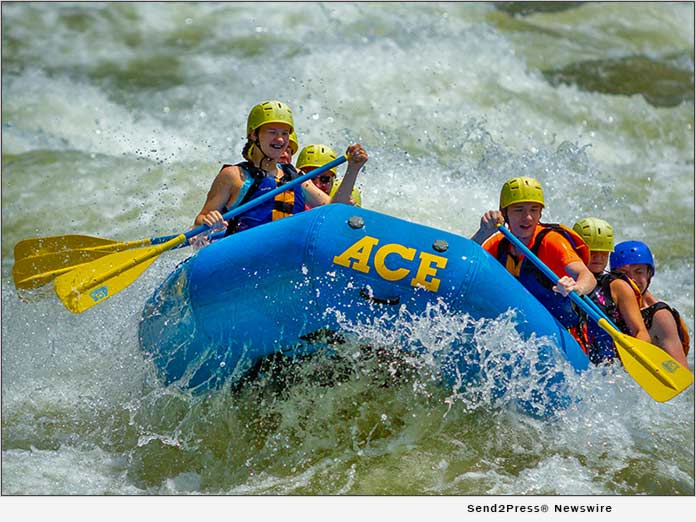 Rafting Season at ACE Adventure Resort