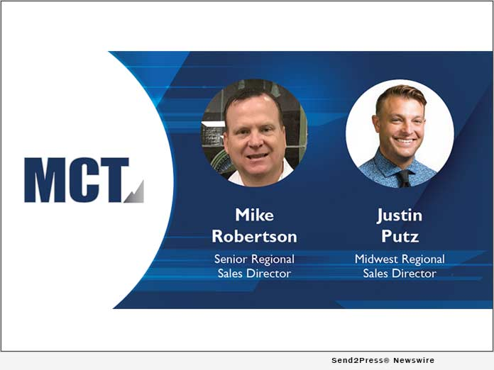 Mike Robertson and Justin Putz have joined MCT