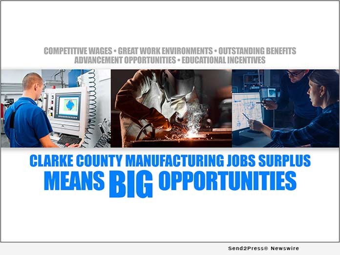 Clarke County Iowa Manufacturing