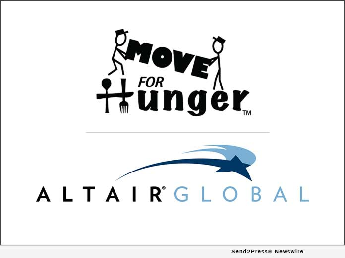 Move For Hunger and Altair Global