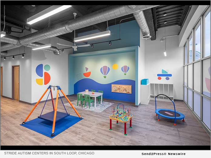 Stride Autism Centers in South Loop, Chicago