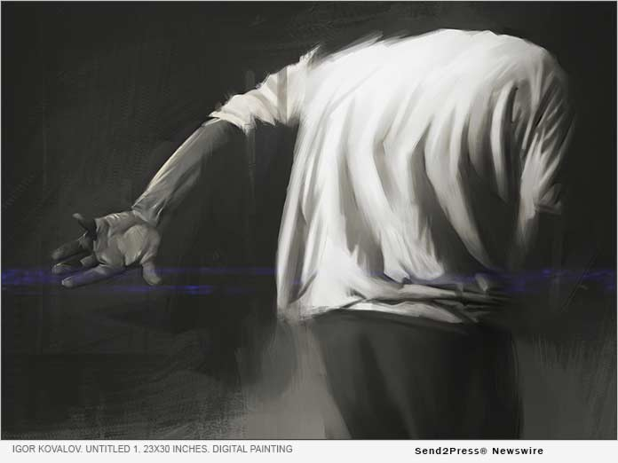 ART: Igor Kovalov. Untitled 1.