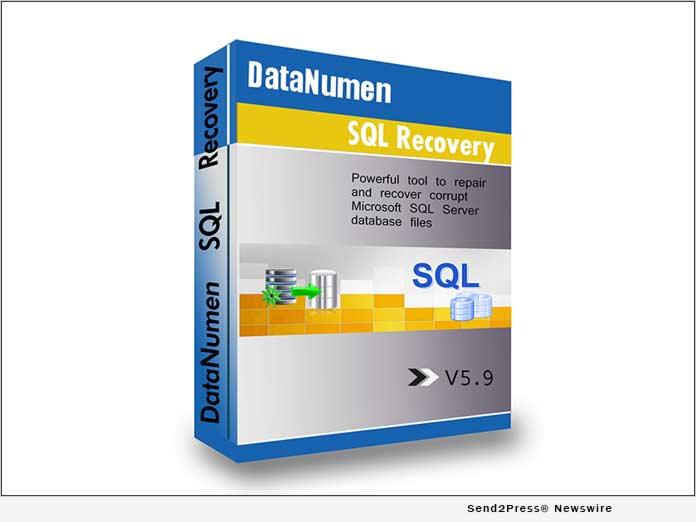 DataNumen SQL Recovery v5.9