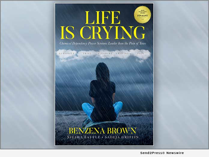 LIFE IS CRYING - by Benzena Brown