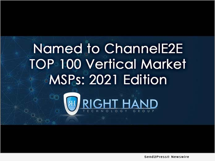 Right Hand Technology Group - MSPS: 2021
