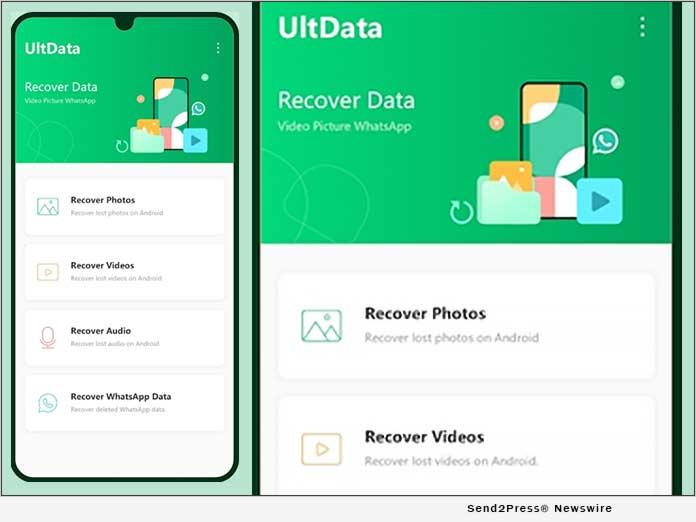 UltData Android App