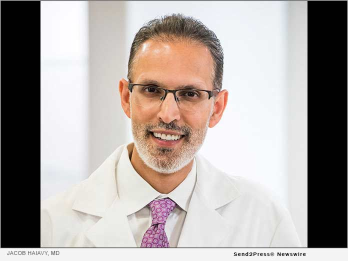 Jacob Haiavy, MD of Inland Cosmetic Surgery